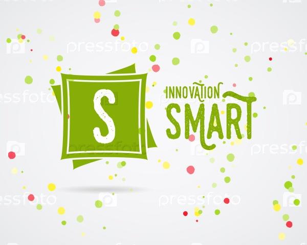 600x480 Vector Abstract Innovation Logo Design. Innovation Logo Icon