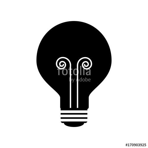 500x500 Business Idea Creativity Innovation Icon Vector Illustration