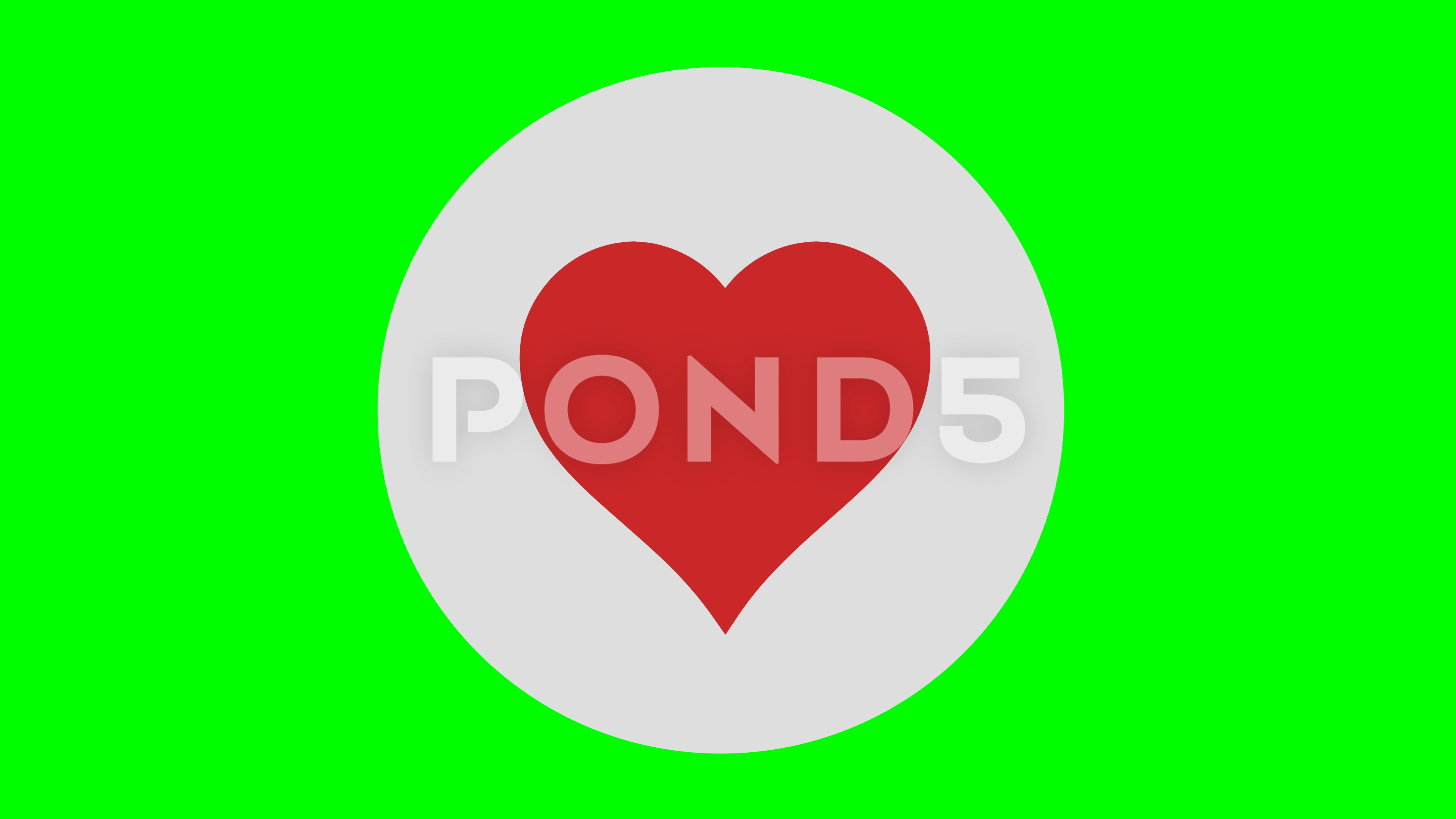3840x2160 Heart Like Social Animated Vector Instagram Symbol Sign Symbol