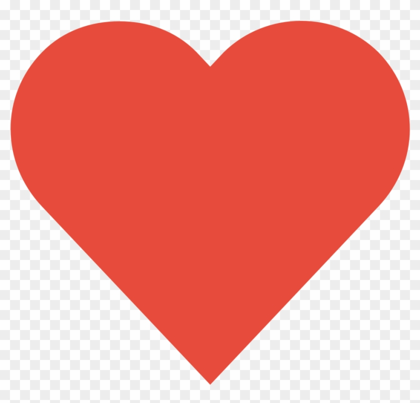 840x806 Small Heart Icon Vector