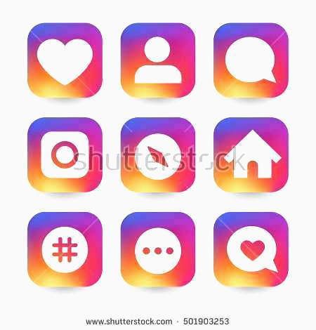 450x470 30 New Collection Of New Instagram Logo Vector 3axid