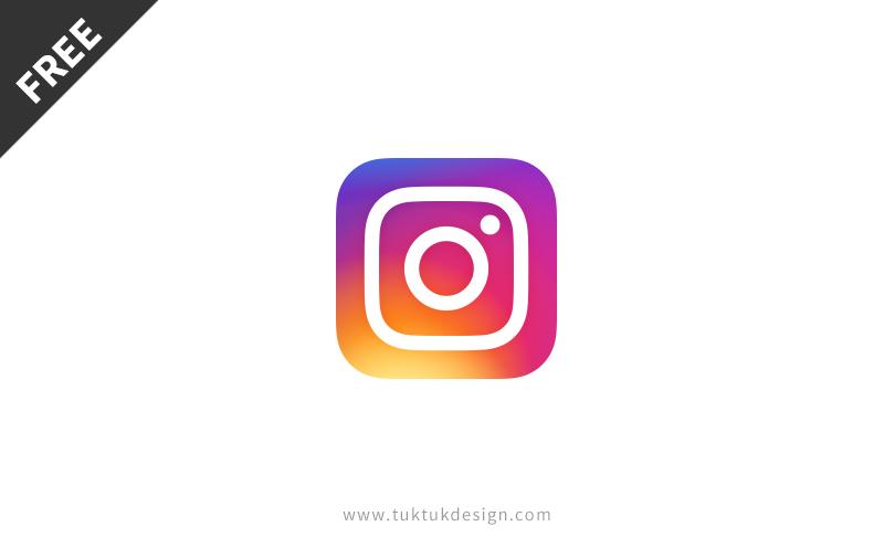 800x486 New Instagram Icon Symbol Free Vector Image