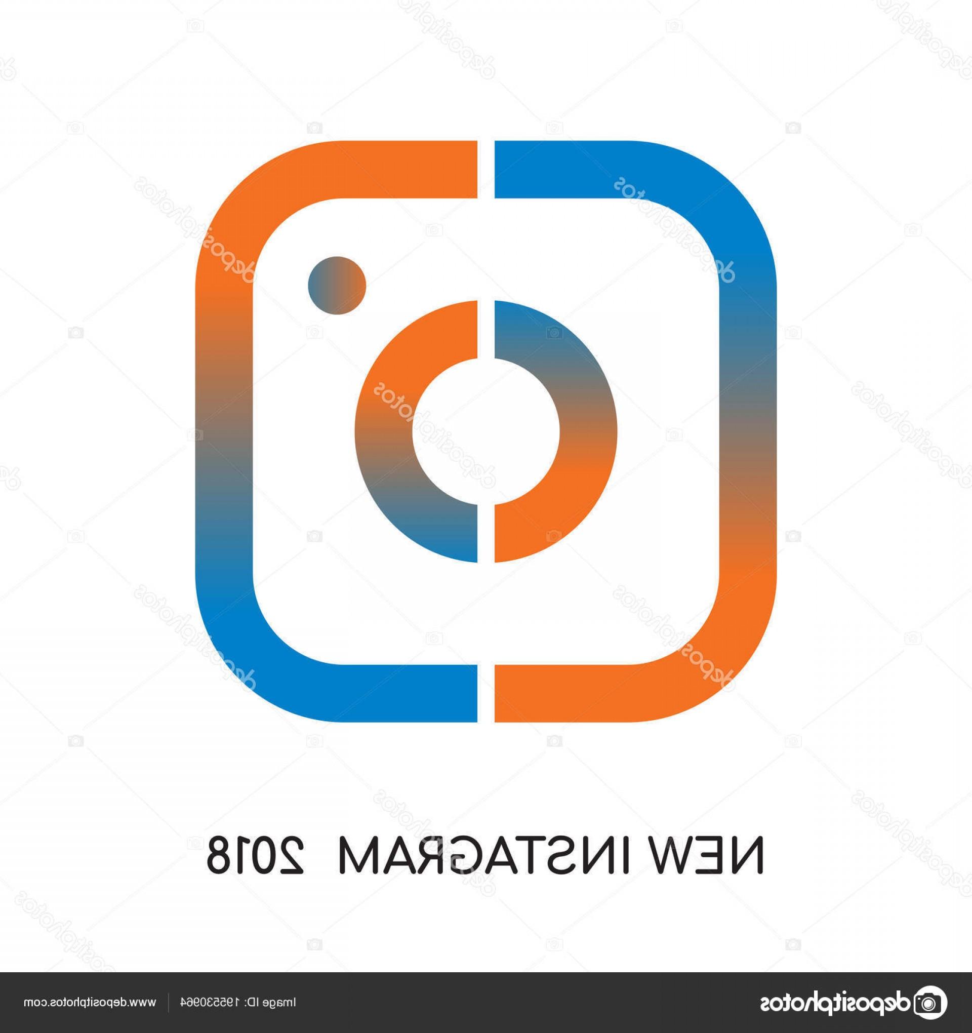 1920x2040 Stock Illustration New Instagram Logo Isolated Arenawp