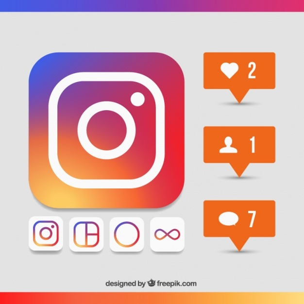 626x626 Follow Instagram Vectors, Photos And Psd Files Free Download