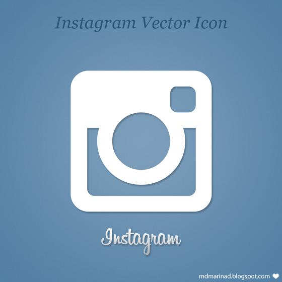 560x560 Free Instagram Vector Icon Logo By Marinad
