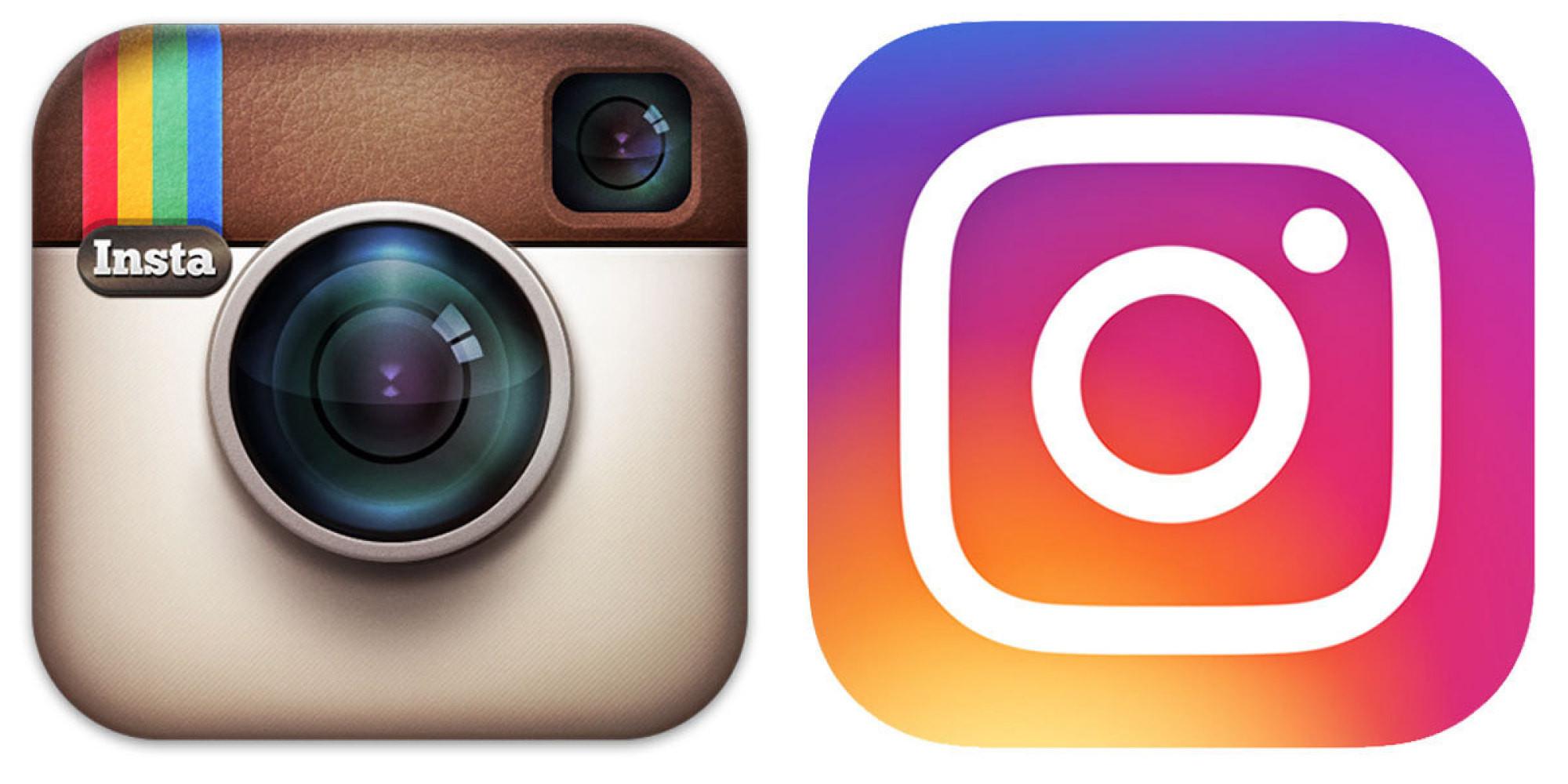 2000x1000 New Instagram Logo Vector