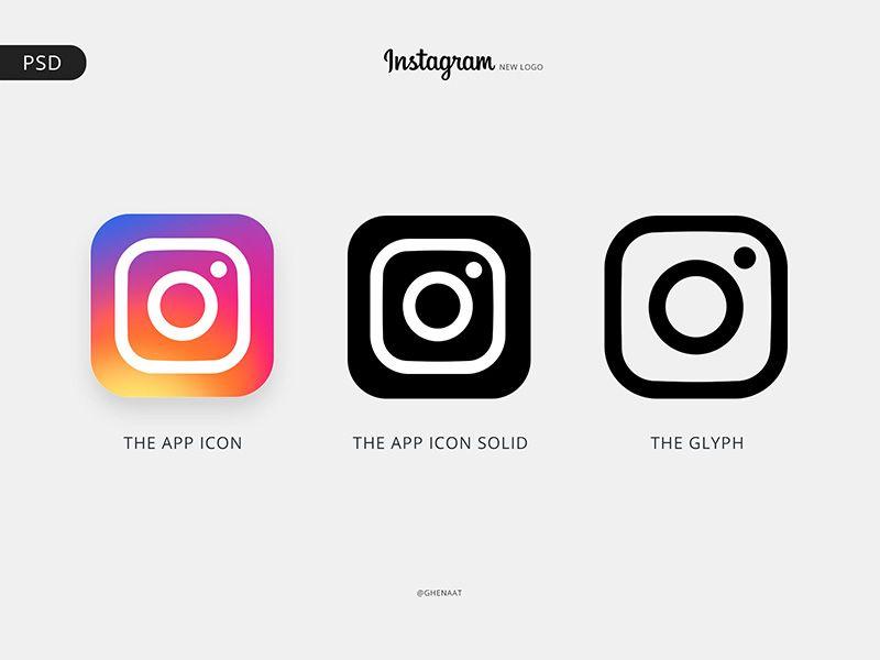 800x600 Facebook Logo Vector Instagram Logo Free Psd