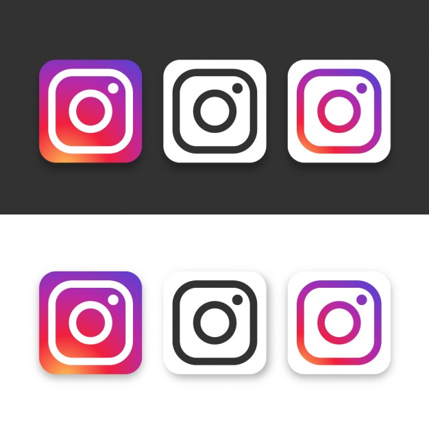 626x626 Instagram Icon Pack Vector Free Download