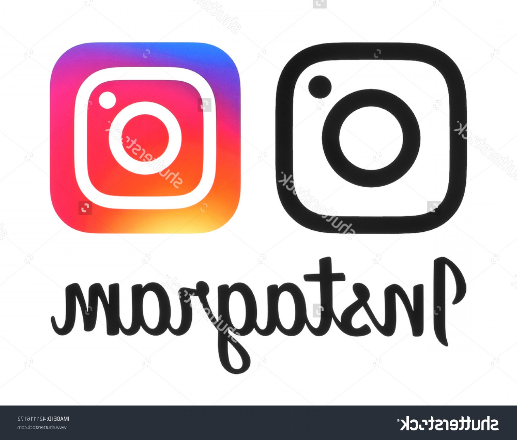 1800x1531 Instagram New Icon Vector Download