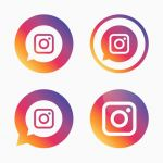 150x150 New Instagram Logo Vector Fresh Instagram Logo [New] Pngampsvg