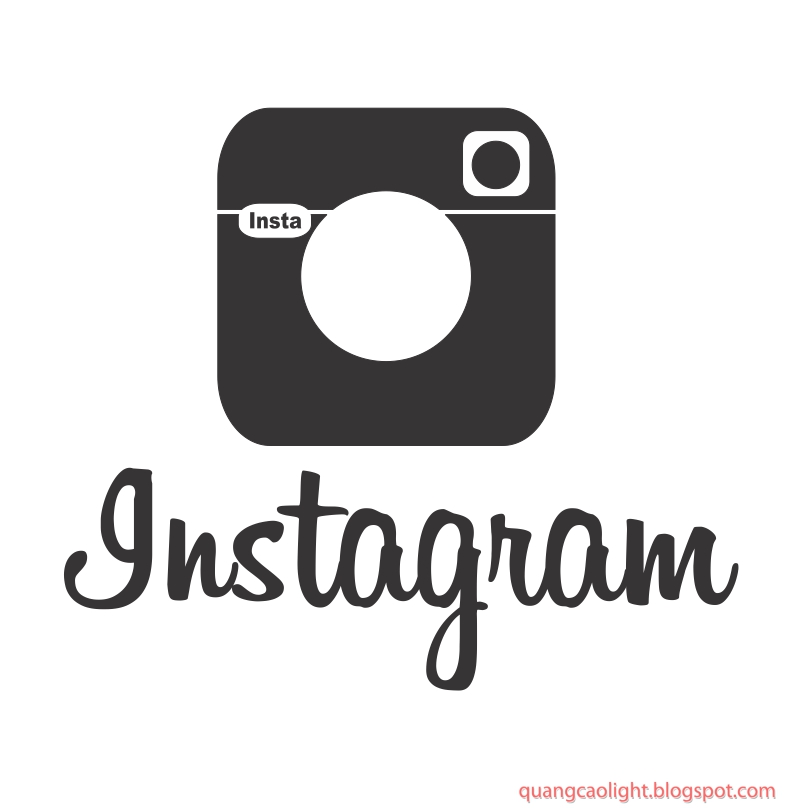 787x808 11 Black And White Instagram Logo Vector Images