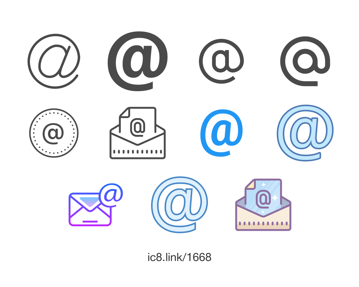 1200x960 Email Icon