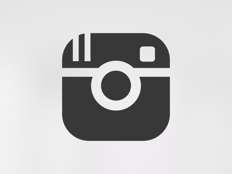 800x600 Instagram Logo White Vector Nocoast
