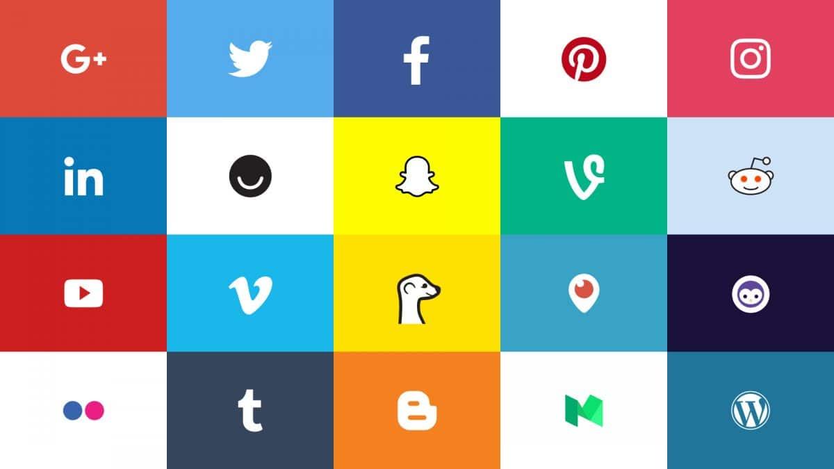 1200x675 Social Media Logos 2017 Top 20 Networks Official Assets Dustn.tv