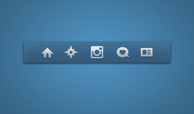 626x368 Icon Set Icons Instagram Psd File Free Download