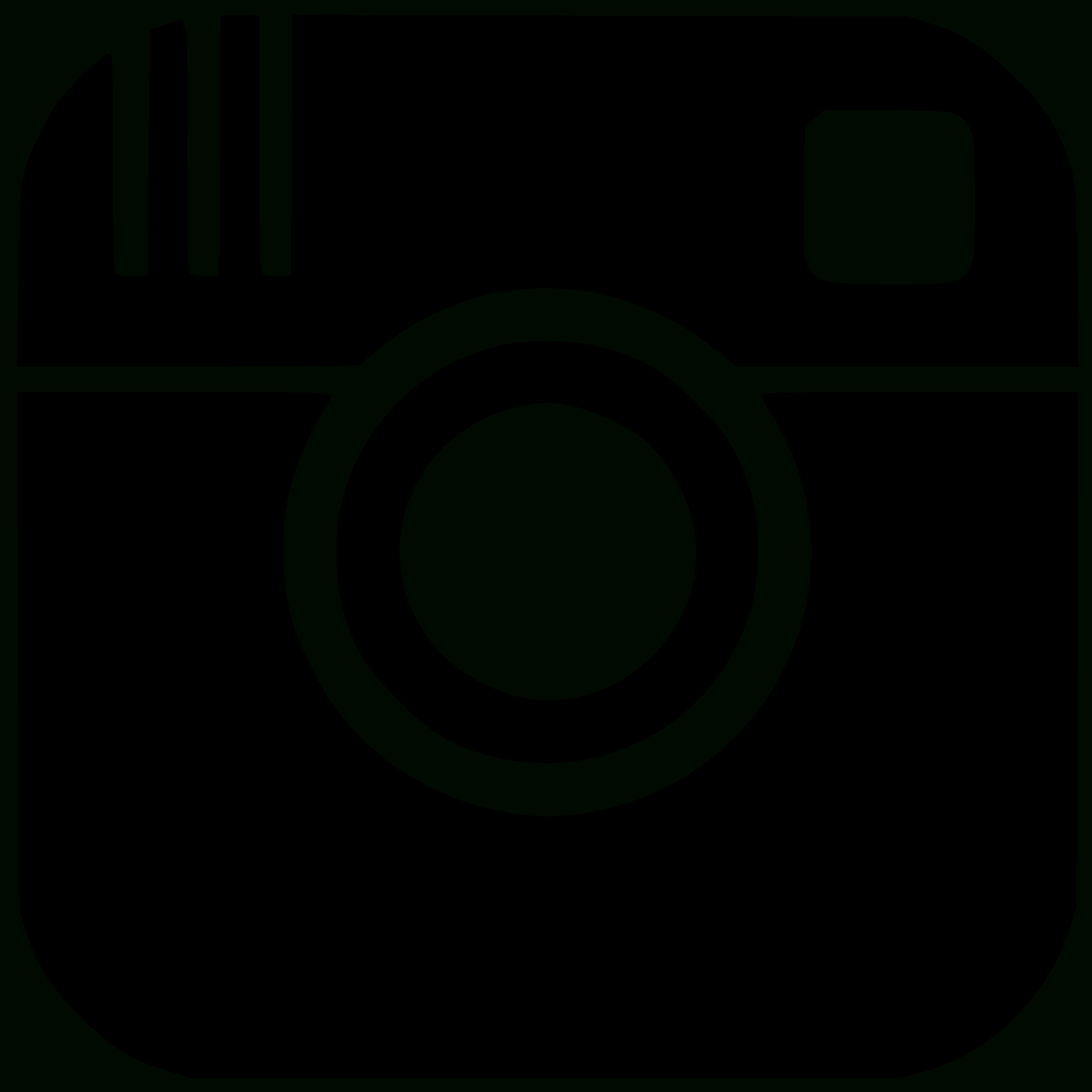 2000x2000 Instagram Icon Vector Png