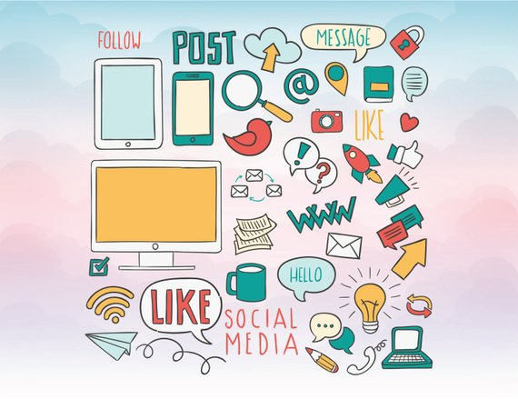 570x439 Social Media Vector Facebook Twitter Instagram Etsy