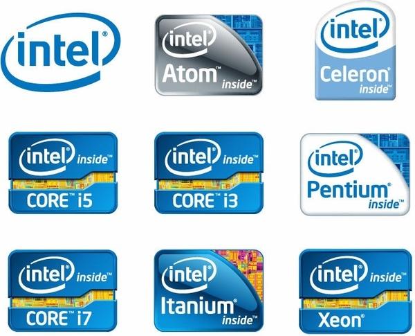 600x485 Intel Chip Logos Vector Free Vector In Encapsulated Postscript Eps