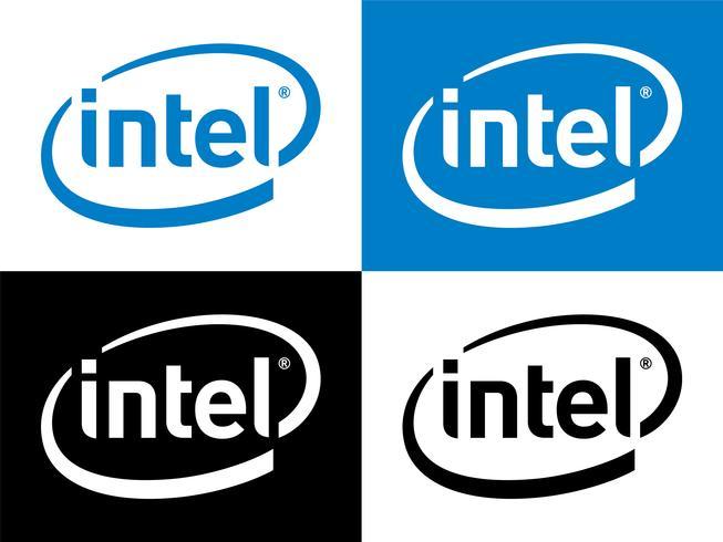 653x490 Intel Logo Vector
