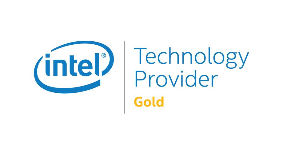 920x500 Intel Technology Provider Gold Logo Download