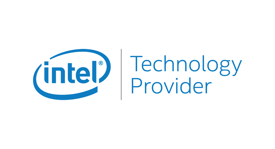 920x500 Intel Technology Provider Logo Download