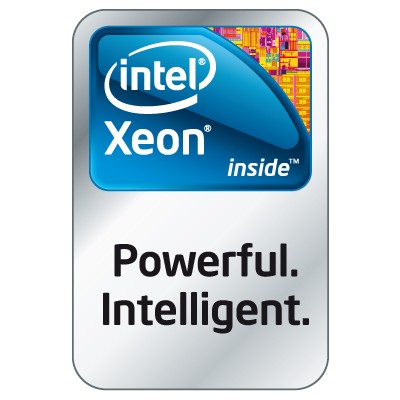 400x400 Intel Xeon Logo Vector