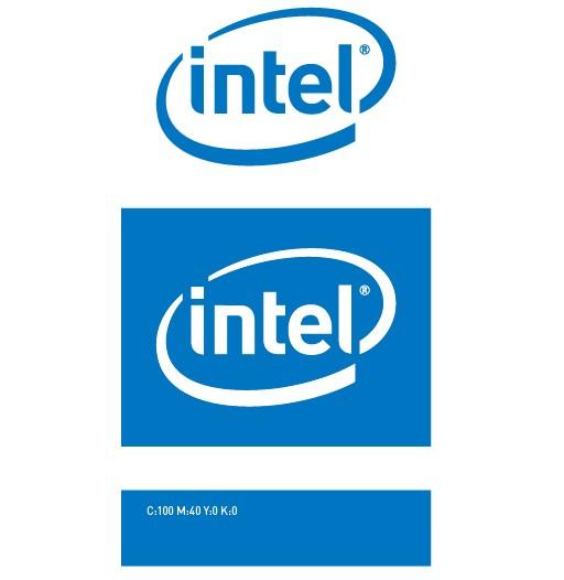 512x526 Intel Logo Vector Free Download