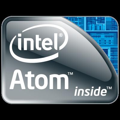 400x400 Intel Atom Logo Vector