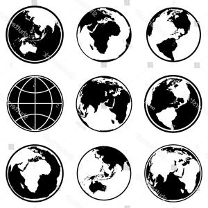Internet Globe Icon Vector at GetDrawings com | Free for