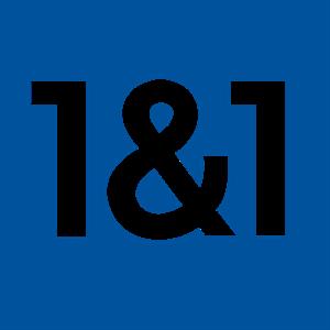 300x300 1amp1 Internet Logo Vector (.eps) Free Download