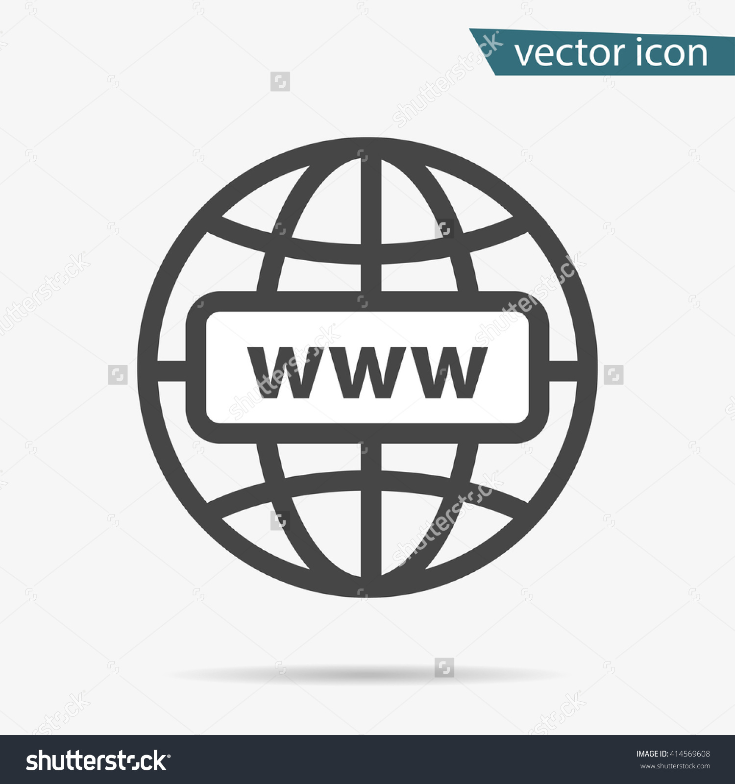 1500x1600 Stock Vector Internet Icon Online Logo Vector Internet Site