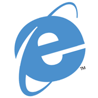 200x200 Internet Explorer 4, Download Internet Explorer 4 Vector Logos