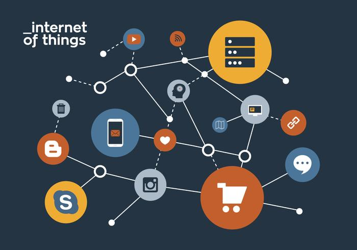 700x490 Vector Internet Of Things