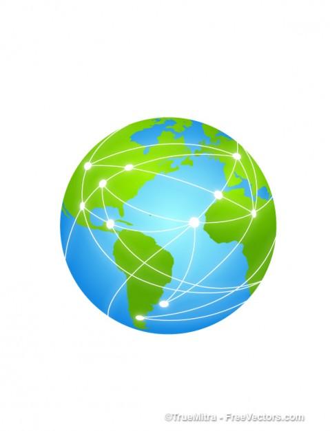 479x626 Earth Globe Internet Vector Free Download