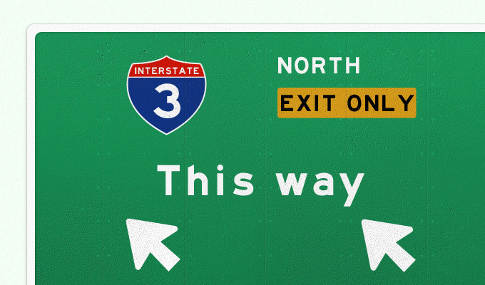 680x400 Free Interstate Sign Psd Files, Vectors Amp Graphics