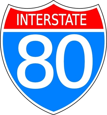 341x368 Interstate Free Vector Download (18 Free Vector) For Commercial