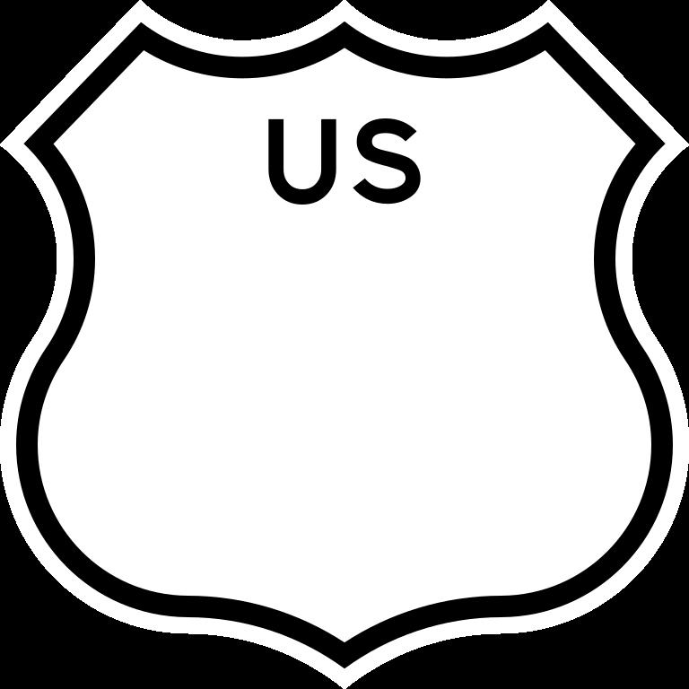 768x768 15 Interstate Vector Highway Sign For Free Download On Mbtskoudsalg
