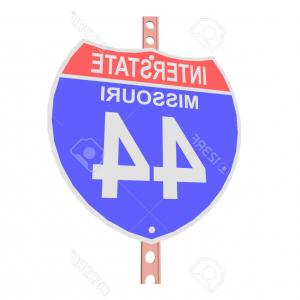 300x300 Photostock Vector Interstate Highway Road Sign In Shopatcloth