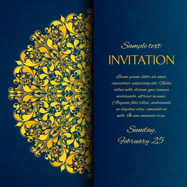 626x626 Invitation Vectors, Photos And Psd Files Free Download