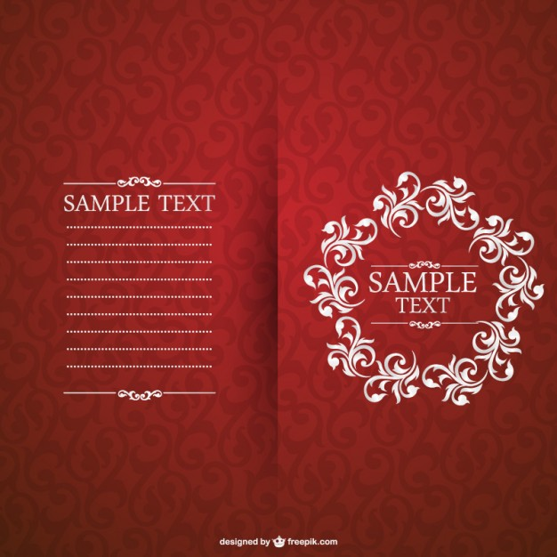 Invitation Vector At Getdrawingscom Free For Personal Use