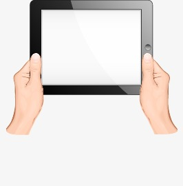 266x270 Hand Ipad, Hand Vector, Ipad Vector, Hand Png And Vector For Free