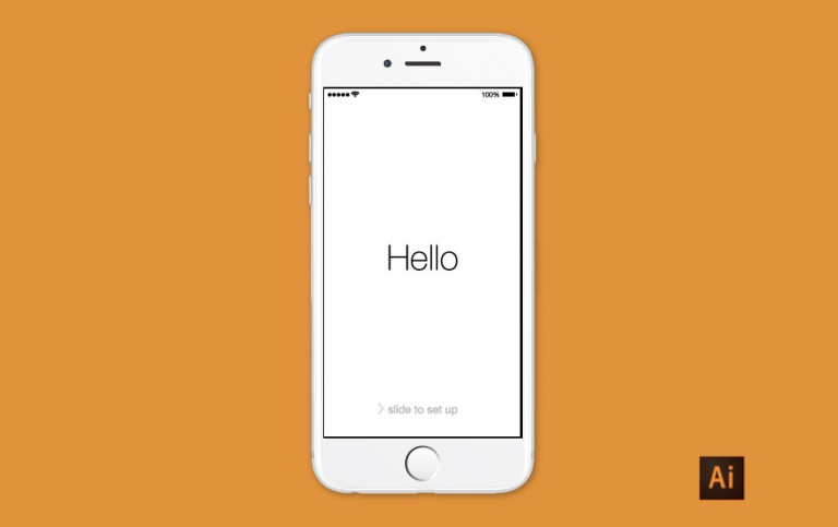768x483 Free Iphone 6 Mockup Templates (Psd Amp Vector)