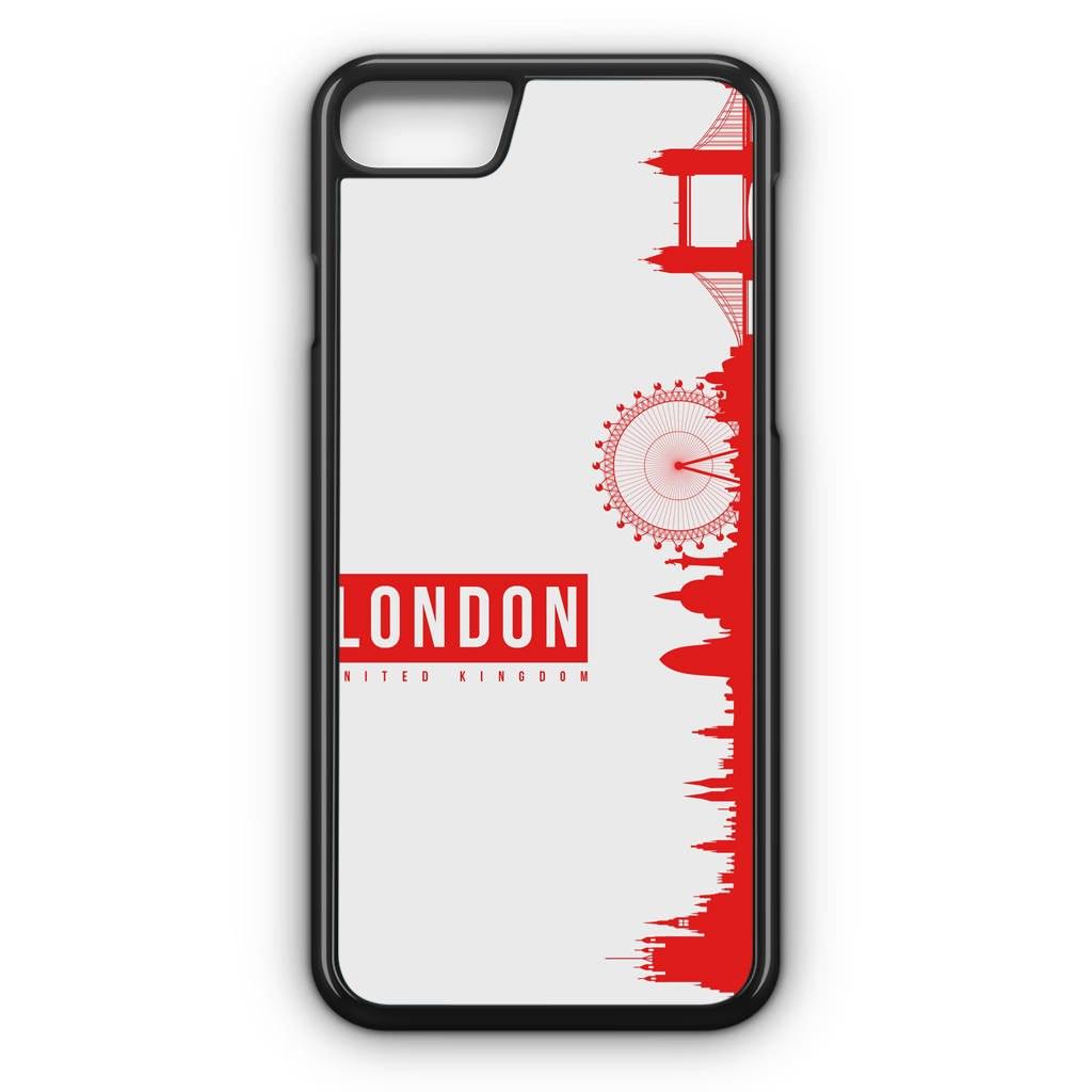 1024x1024 London Vector Iphone 8 Case
