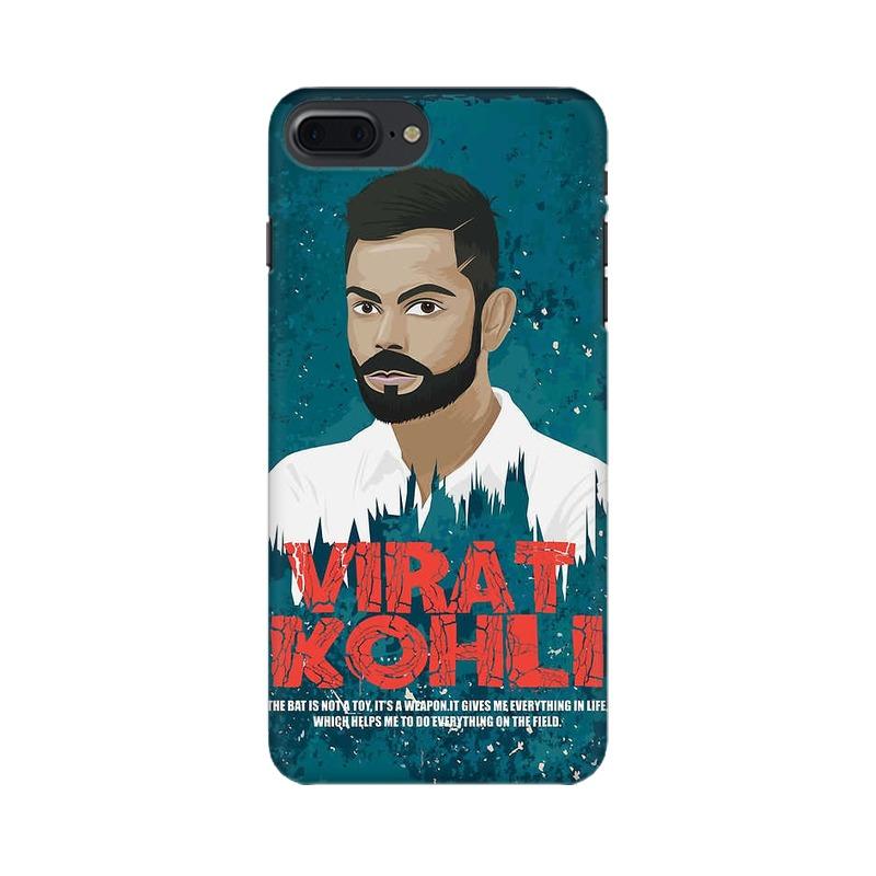 800x800 Virat Kohli Vector Case For Apple Iphone 8 Plus