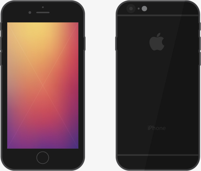 650x554 Apple, Mobile Phone, Iphone8 Png And Vector For Free
