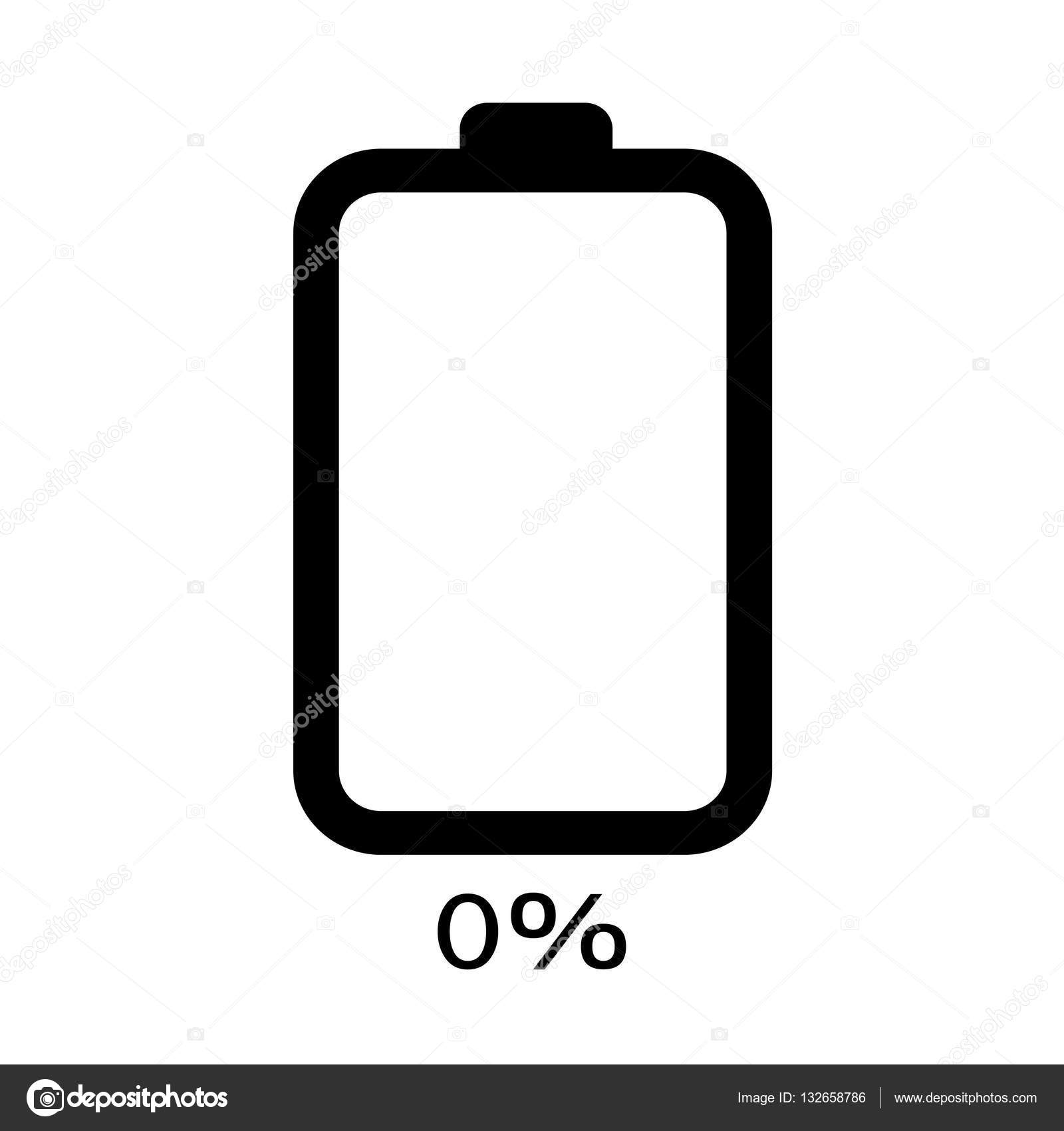 1600x1700 Iphone Battery Icon Vector
