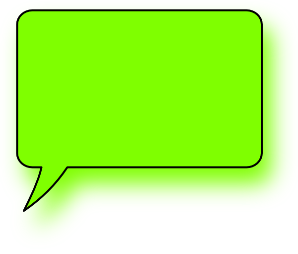 Iphone Chat Bubble Vector