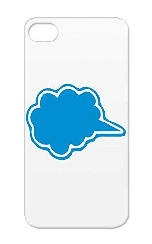 311x500 Fluffy Cloud Shape Speech