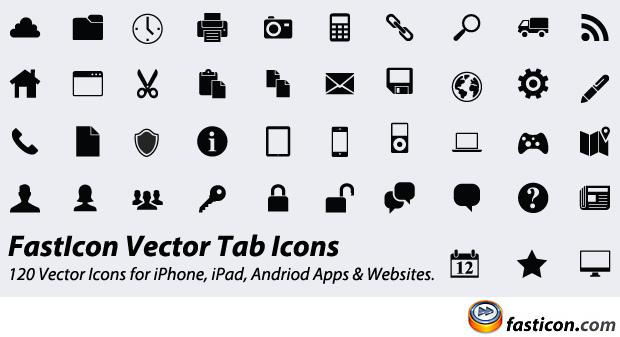 Iphone Icon Vector