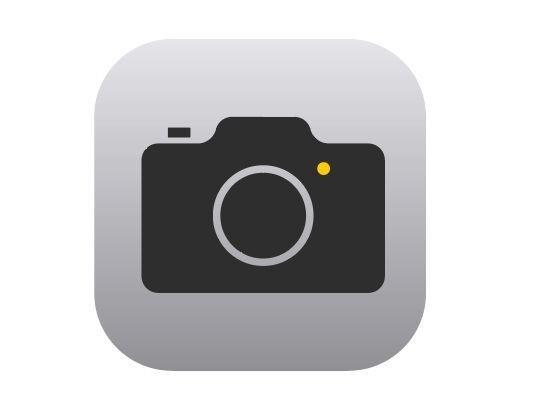 533x418 Free Ios 11 Camera Vector Icon Titanui With Iphone Camera Icon